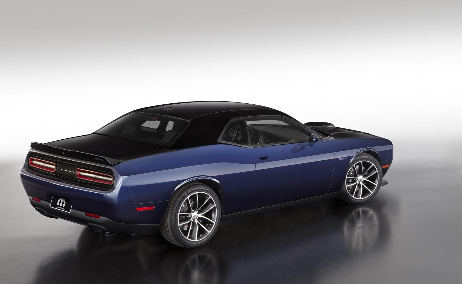 Srt Dodge Challenger >> Official: Mopar '17 Dodge Challenger