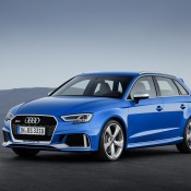 New Audi RS3 Sportback 1 175x175 at New Audi RS3 Sportback Gears Up for Late 2017 Launch
