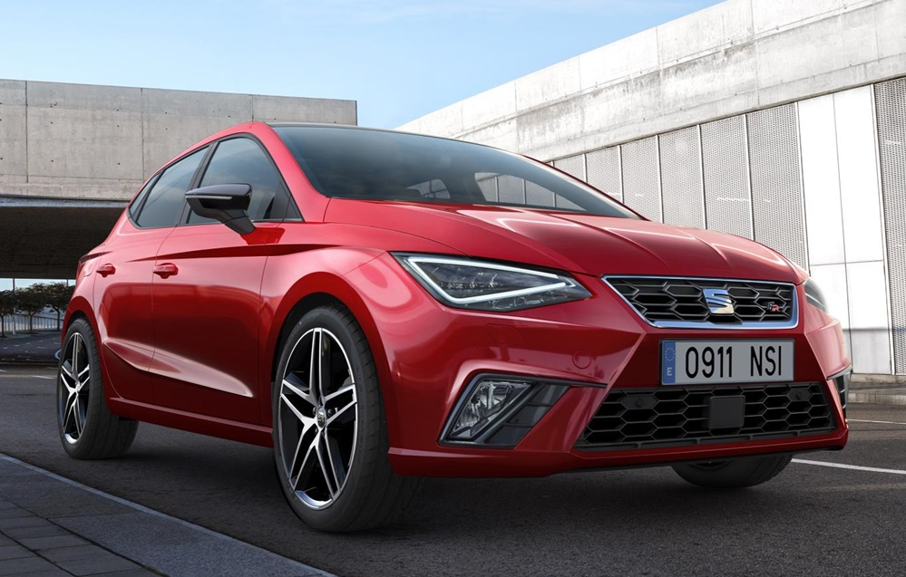 New SEAT Ibiza - Details and Pictures - Motorward
