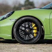 Olive Green Porsche 991 Turbo S 10 175x175 at Sight to Behold: Olive Green Porsche 991 Turbo S Cab Mk II