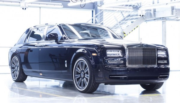 Rolls Royce Phantom Retires 0 600x345 at Rolls Royce Phantom Retires After 13 Years in Production
