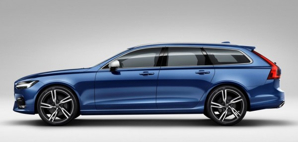 Volvo V90 R-Design price