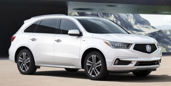 2017 Acura MDX Sport Hybrid 0 600x302 at Official: 2017 Acura MDX Sport Hybrid