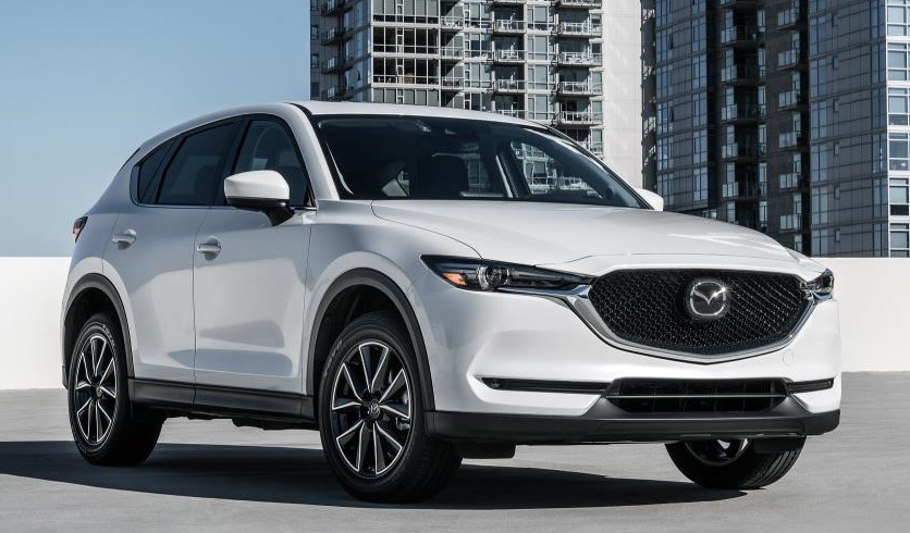 2017 Mazda CX 5 3 at 2017 Mazda CX 5 MSRP Announced