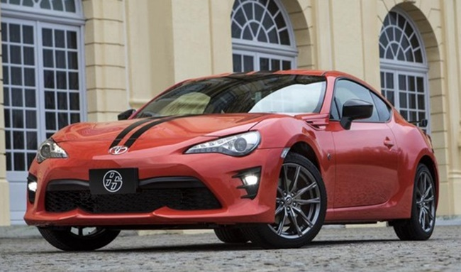 2017 Toyota 860 top at Official: 2017 Toyota 860 Special Edition