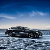 2018 Lexus LS 500h-2