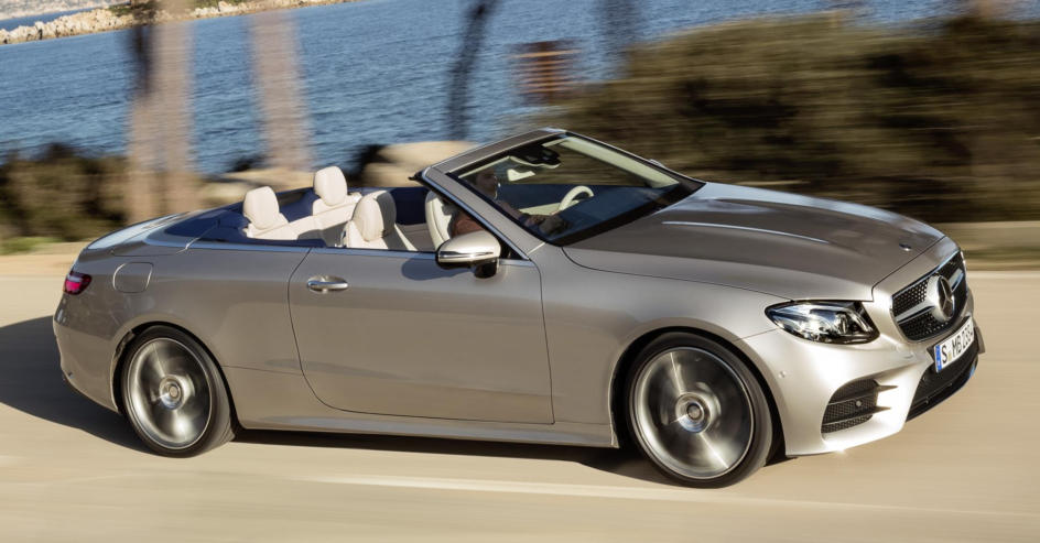 official 2018 mercedes e class cabriolet. Black Bedroom Furniture Sets. Home Design Ideas