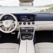 2018 Mercedes E-Class Cabriolet-5