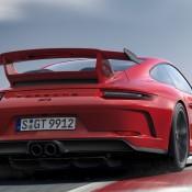 2018 Porsche 991 GT3-5