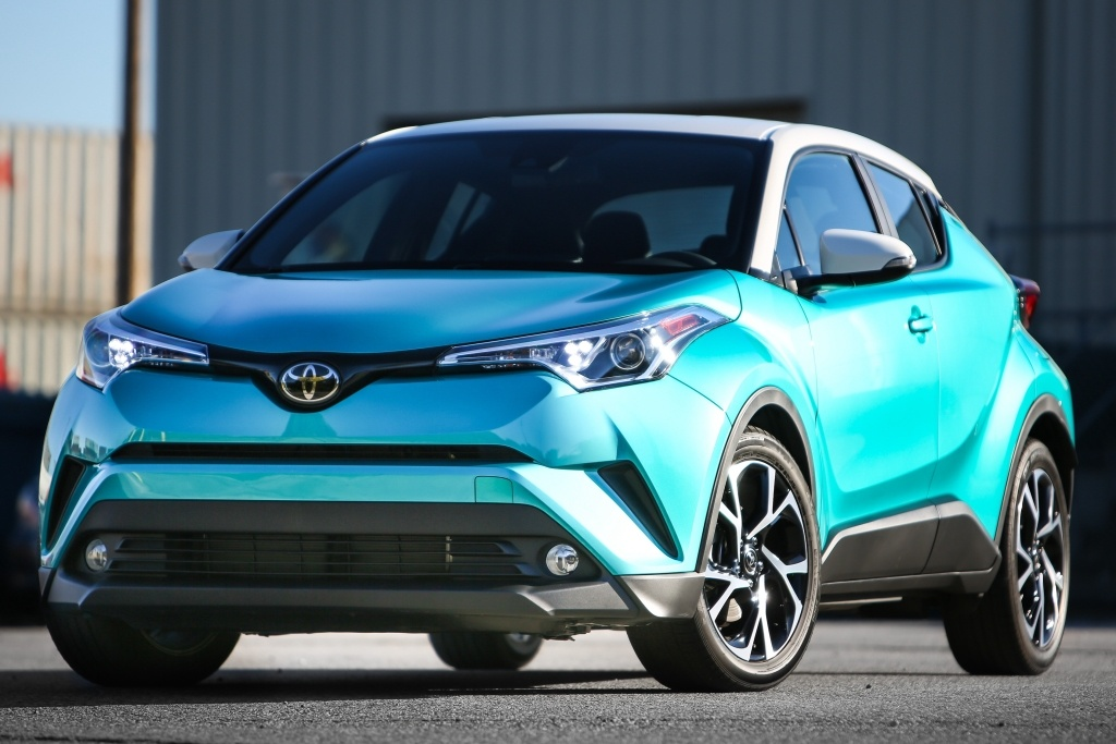 2018 Toyota C Hr Msrp Confirmed