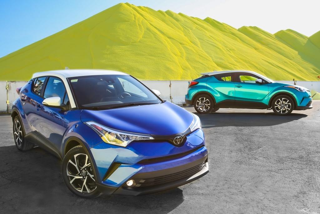 2018 Toyota C-HR MSRP Confirmed - Motorward