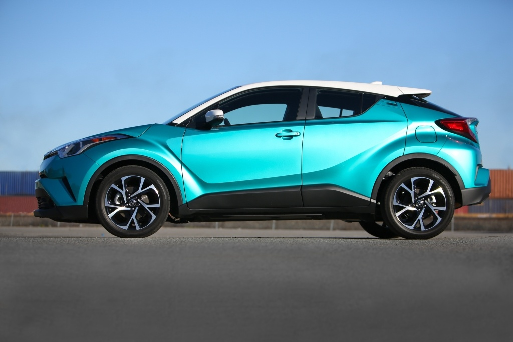 2018 Toyota C-HR MSRP Confirmed