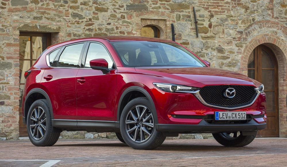 All newCX 5 Italy2017 Still 04 at 2017 Mazda CX 5 UK Pricing Confirmed