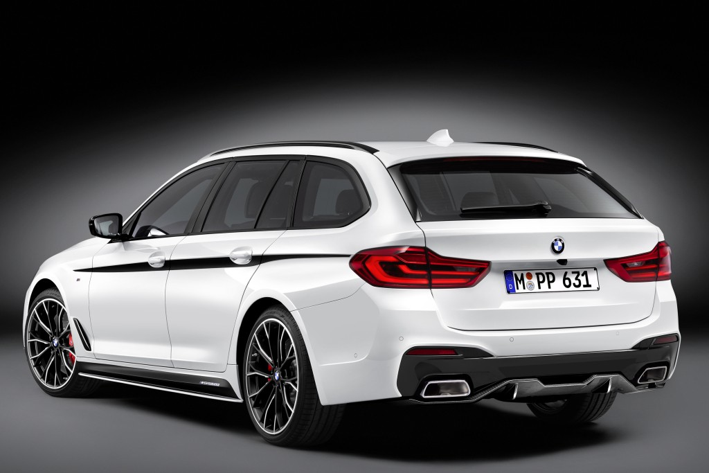 BMW 5 Series Touring M Performance