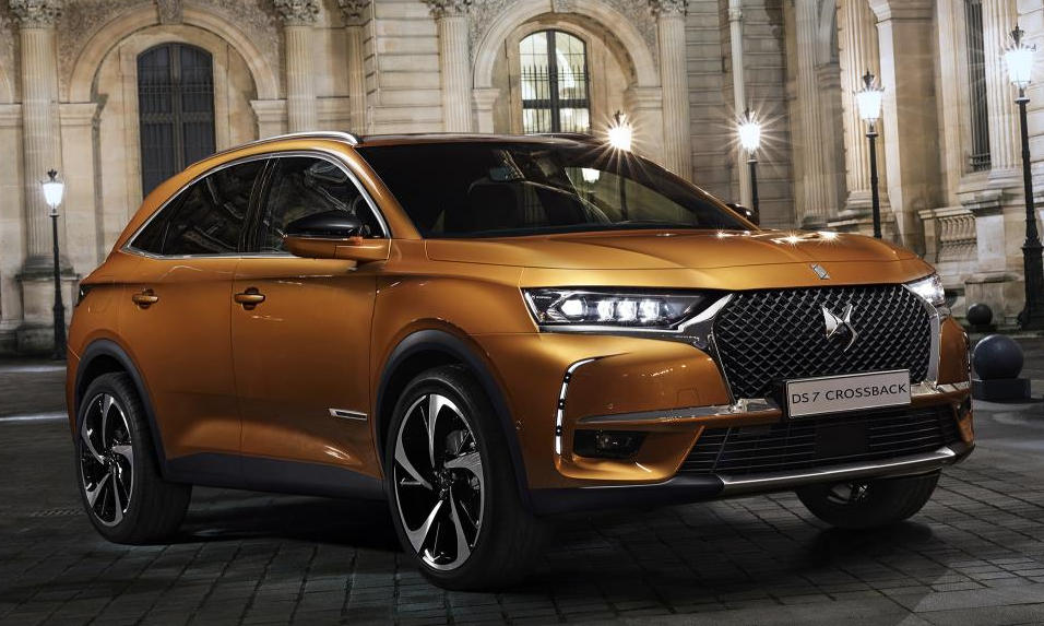 Official Citroen Ds 7 Crossback