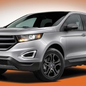 Ford Edge SEL 1 175x175 at 2018 Ford Edge Gets SEL Sport Appearance Pack