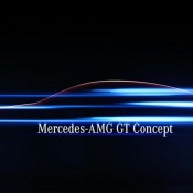 Four-Door Mercedes AMG GT teaser-7