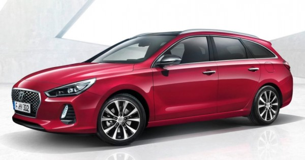 New Generation i30 Wagon Teaser Video