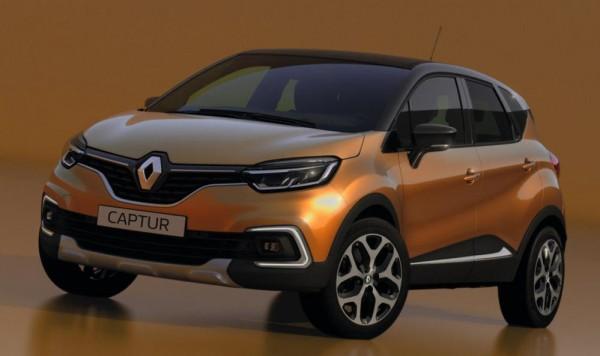 New Renault Captur-1