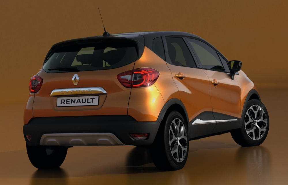 new renault captur set for geneva debut. Black Bedroom Furniture Sets. Home Design Ideas