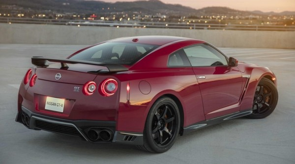 Nissan GT-R Track Edition-7