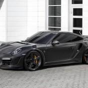 Porsche 991 Stinger GTR-3
