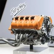 Spyker C8 Preliator Spyder 9 175x175 at Spyker C8 Preliator Gets Koenigsegg V8