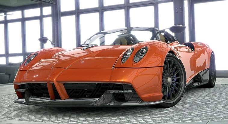 config 0 at Pagani Huayra Roadster Online Configurator Launched