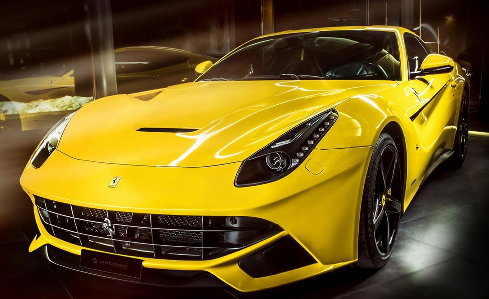 ferrari f12berlinetta by carlex design at Carlex Design Ferrari F12 Berlinetta