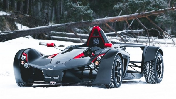 mono ice 4 600x340 at BAC Mono Hits the Ice in First Winter Driving Event