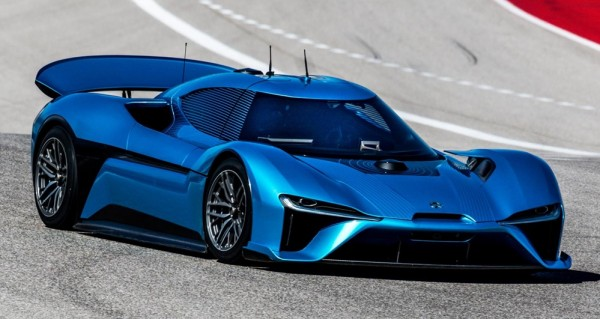 nio ep9 mw 600x319 at NIO EP9 Sets Fastest Autonomous Lap Record