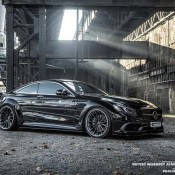 prior s coupe 13 175x175 at Prior Design Mercedes S Coupe Aero Kit