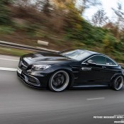 prior s coupe 15 175x175 at Prior Design Mercedes S Coupe Aero Kit