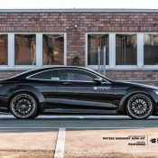 prior s coupe 16 175x175 at Prior Design Mercedes S Coupe Aero Kit