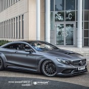 prior s coupe 3 175x175 at Prior Design Mercedes S Coupe Aero Kit