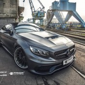 prior s coupe 4 175x175 at Prior Design Mercedes S Coupe Aero Kit