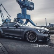 prior s coupe 5 175x175 at Prior Design Mercedes S Coupe Aero Kit