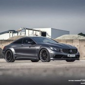 prior s coupe 7 175x175 at Prior Design Mercedes S Coupe Aero Kit