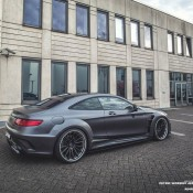 prior s coupe 8 175x175 at Prior Design Mercedes S Coupe Aero Kit