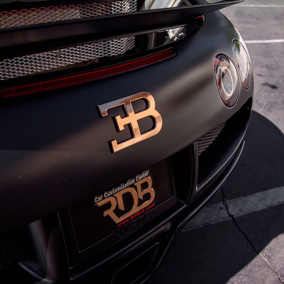 2017 Bugatti Chiron First Look Review Resetting The: Rose Gold Bugatti Veyron By RDBLA