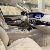 Mercedes-Maybach S-Klasse (X222); 2017
