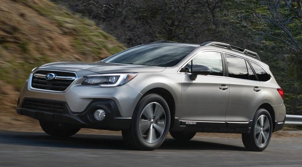 2018 Subaru Outback 0 at 2018 Subaru Outback Revealed