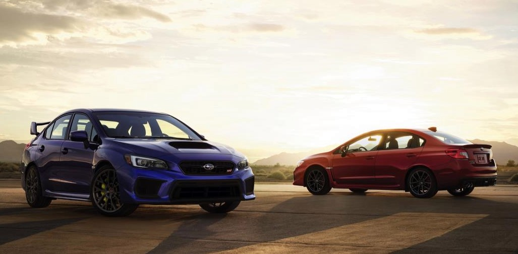 2018 WRX STI at 2018 Subaru WRX STI and WRX MSRP Announced