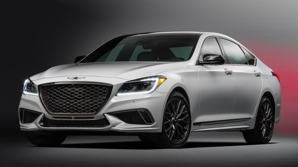 670 2018 G80 Sport 600x336 at 2018 Genesis G80 Pricing Announced