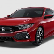 Honda Civic Si Coupe-1