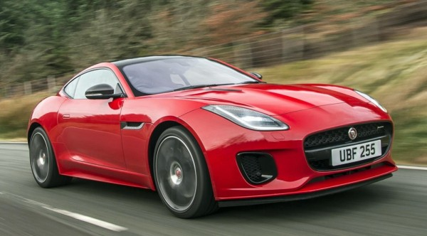 Jaguar F-Type Four-Cylinder-0
