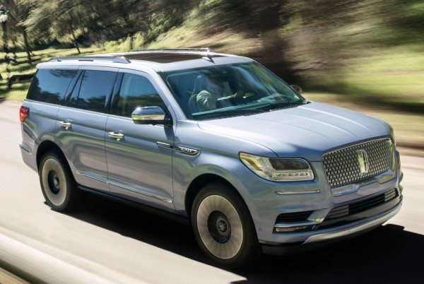 Lincoln Navigator 2018 1 600x402 at Official: 2018 Lincoln Navigator
