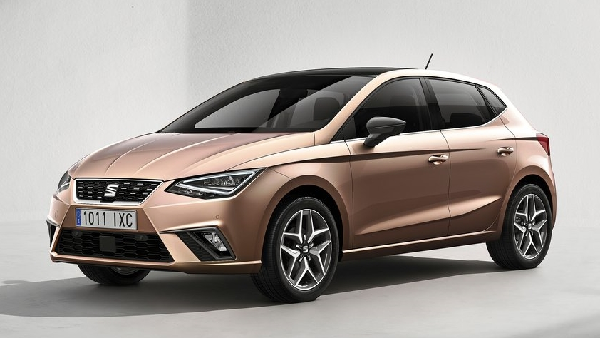 Seat Ibiza 2018 1280 07 at Up Close with 2017 SEAT Ibiza
