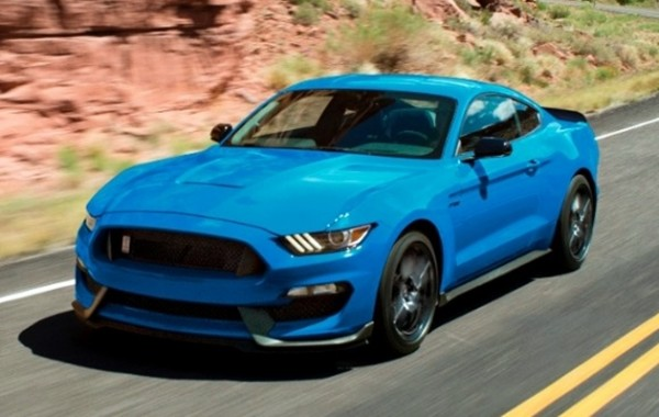 Shelby Mustang GT350  600x380 at Shelby GT350 and GT350R Get 2018 Model Year