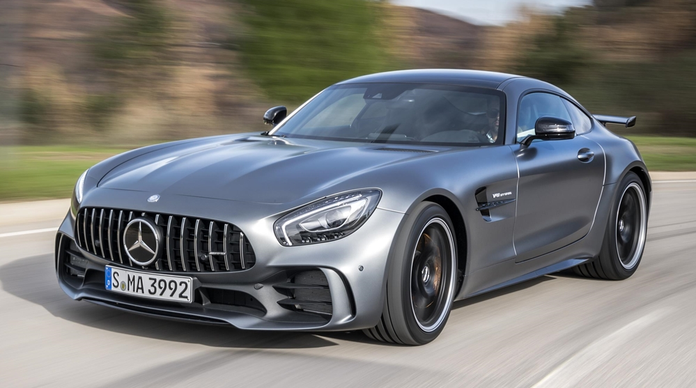 2018 mercedes amg gt r msrp announced